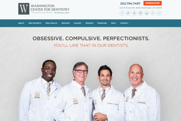 washington center for dentistry