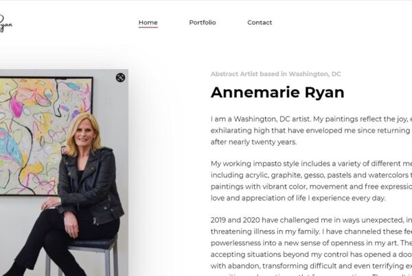 annemarie ryan art website
